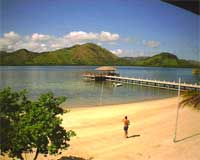 El Rio y Mar Beach Resort,Maricaban Bay, Busuanga Island, Northern Palawan