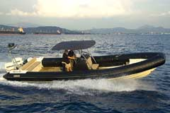 Photograph, Powerful Rigid Inflatable Boats ACS Subic Bay