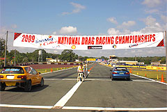 National Drag Racing Championship Clark Field Angeles City