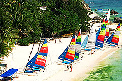 West Pacific Hobie Championships Boracay Philippines Sailing