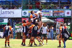 Manila 10s International Rugby Tournament 2010 Nomad Sports Club Philippines