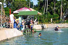 Deca Wakeboarding Park Davao City Open for business
