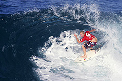 Image: Jamie O'Brian Billabong Cloud 9 Invitational 2009 Surfing Cup Siargao Island Philippines