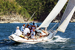 Photograph: Cruising Yacht