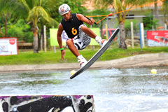 Image: Asian Wake Park Tour Lago de Oro Calatagan Batangas Philippines