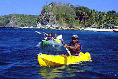 Image: Kayak Explore Anvaya Cove Philippines