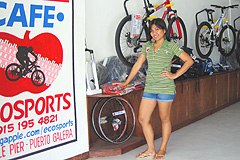 Image: Ecosports Store Opens In Puerto Galera