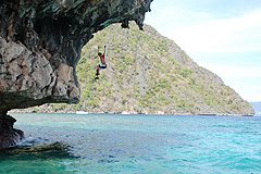 Image: Deep Water Soloing Philippines