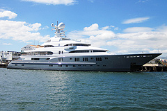 Photograph Superyacht TV in Subic Bay