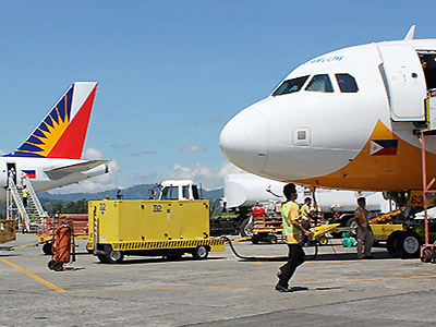 airlines in Philippines