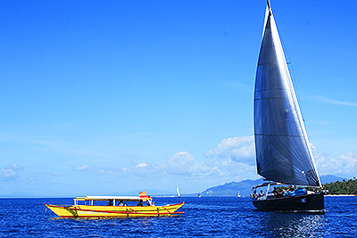 sailing yacht Philippines