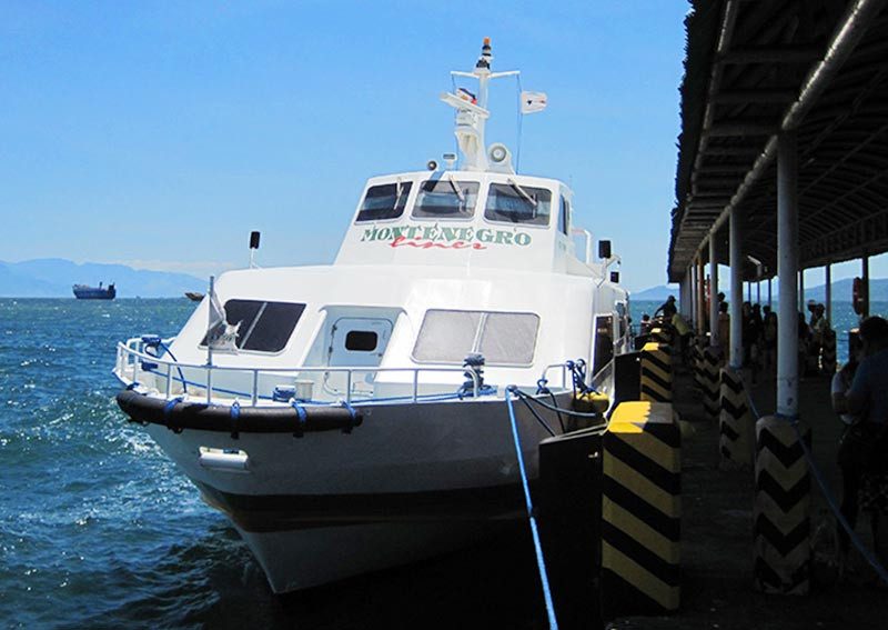 Ferries Batangas To Puerto Galera